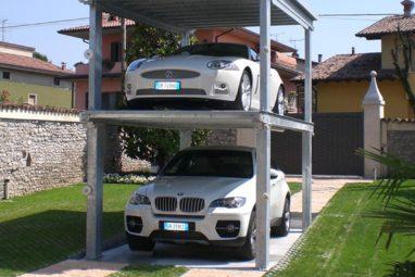 Sollevatori e traslatori auto